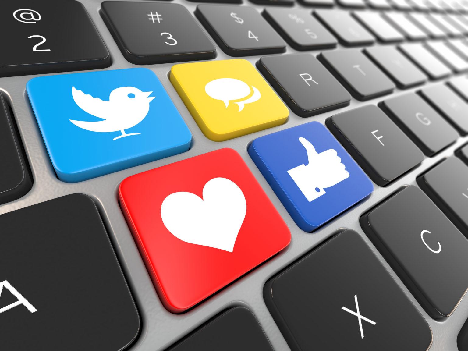 لزوم فعالیت در شبکه های اجتماعی