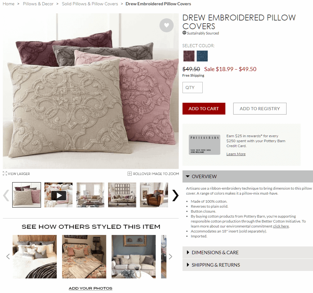 Pottery-Barn-Ecommerce-Website-Design
