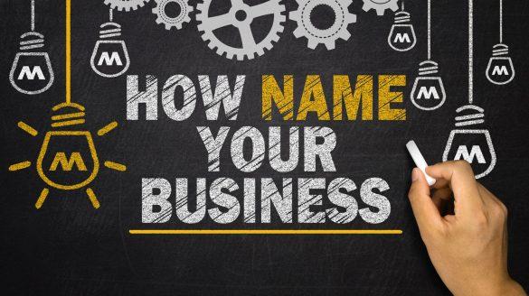 naming a startup