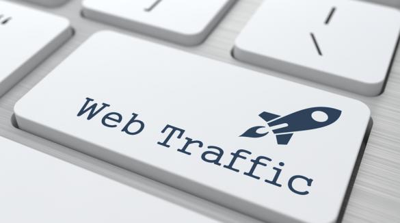 افزایش ترافیک سایت در سه ماه